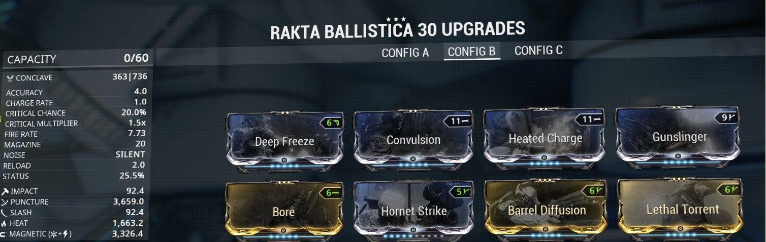 Ballistica Rakta (Arme Spéciale du Syndicat du Voile rouge) [3 Forma] Ballis11