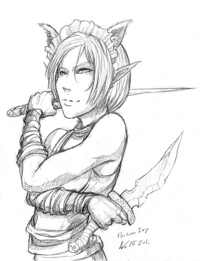 Secreta rex's drawings Ivyro15