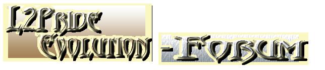 L2 Pride Evolution - Forum