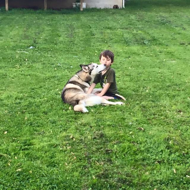 Love my 2 boys :) Cato110