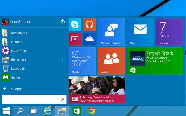 Windows 10 Pro 210