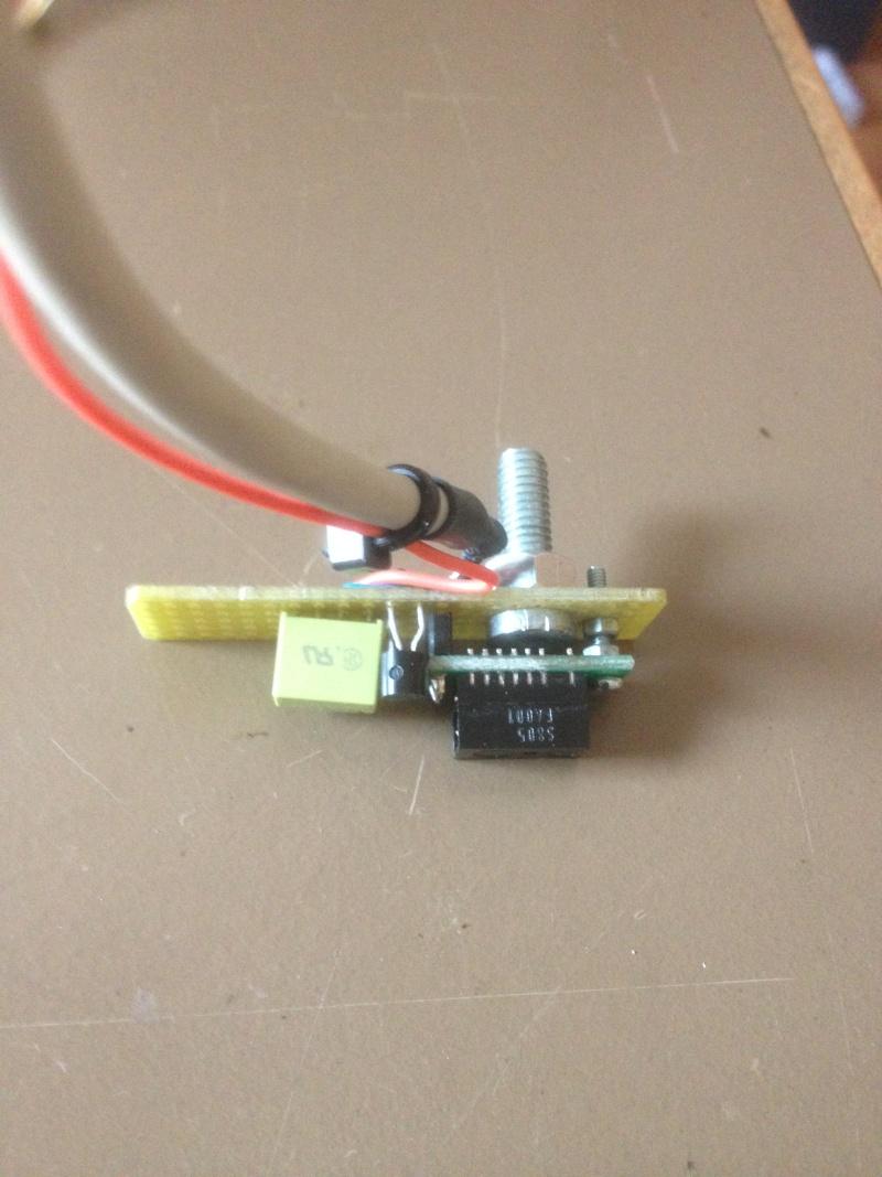 Autre probe optique a base de GP2Y0A41SK0F Probe10