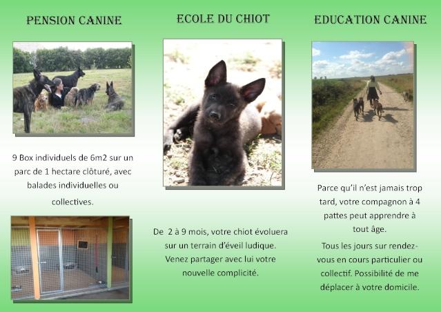 Sandrine Laurent, Educateur canin et pension canine O_55ad11