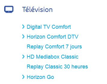 upc cablecom : 7 jours de Replay et Internet 500 Mbit/s Captur10
