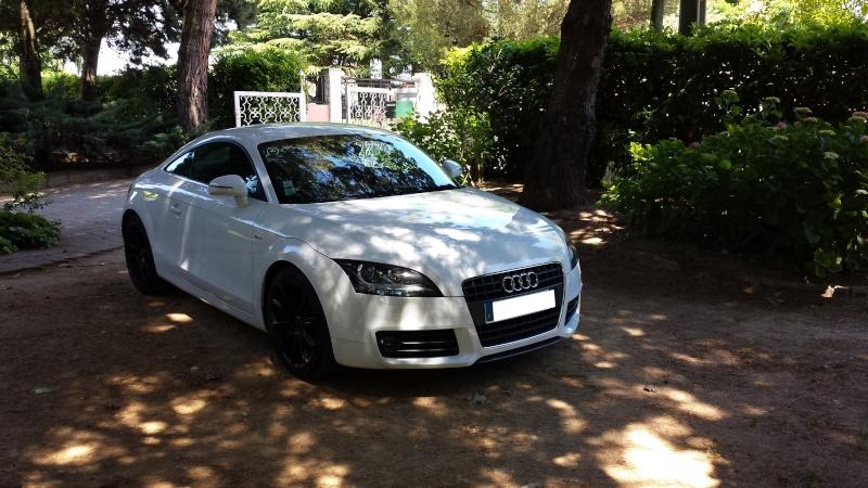 Audi tt 1.8L tfsi 20150610