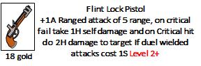 Flint locks? flint locks. Flintl11