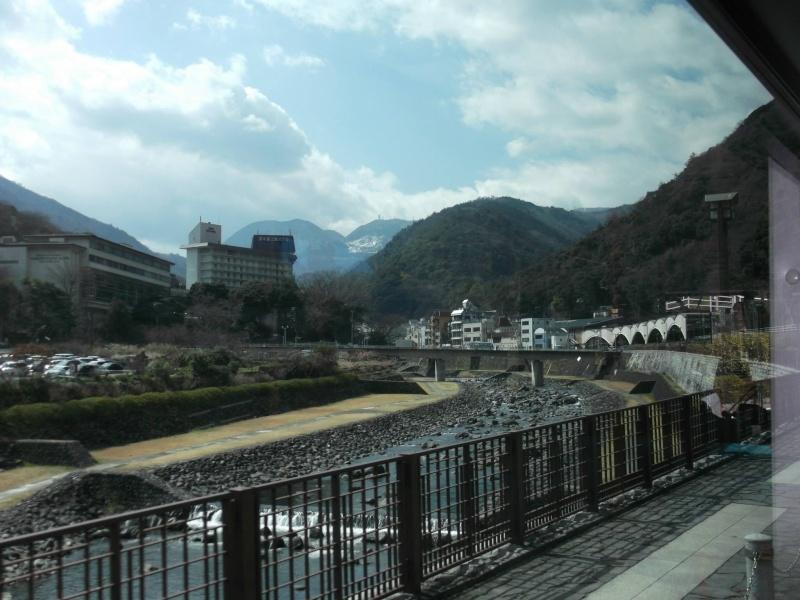 [Carnet de Voyage] Un petit voyage au Japon ?  Hakone11