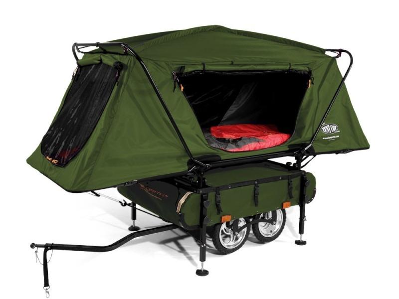 remorque-tente pour vélo Remorq10