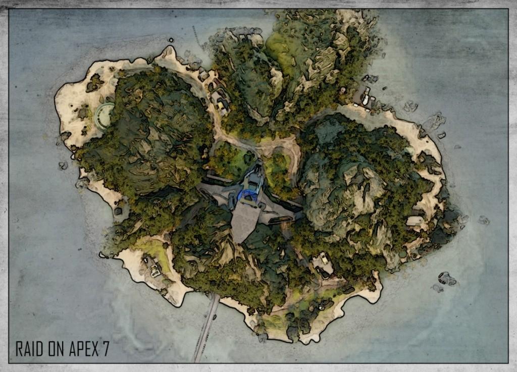 Warzone de Halo 5: Guardians (Halo 5/Firefight/IA/Team/Baptême du Feu/UNSC Infinity/Requiem/Escadron Majestic/Missions/Saisons/Histoire/Major/Maps) Croqui10