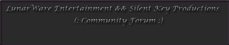 LunarWare Entertainment & Silent Key Productions