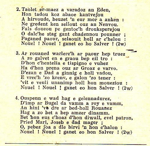 Traduction chanson en breton Gwened 24367010