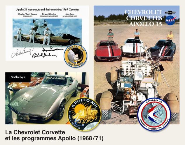 (Photo) La Corvette C3 et le programme Apollo ... Apollo10