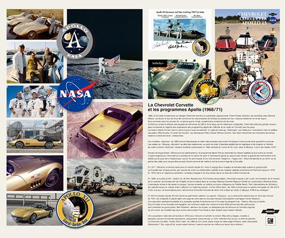 (Photo) La Corvette C3 et le programme Apollo ... Apollo11