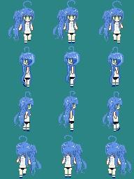 Character Yoshino/Konata/Neko Konata10