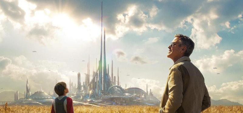 À la poursuite de demain ( Brad Bird )  Disney10