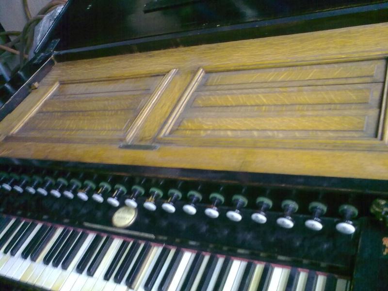 Harmonium J. Richard et C.ie - Etrepagny, Mod. n° 9 - 6 jeux 1/2 02022013