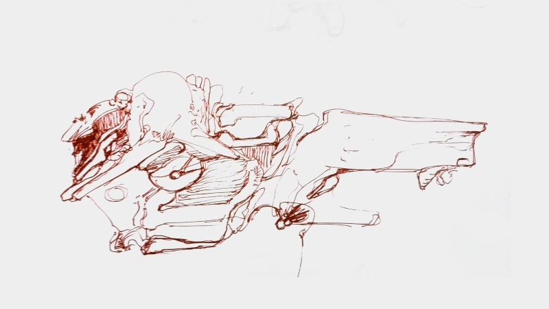 Purple Sketch Bast10
