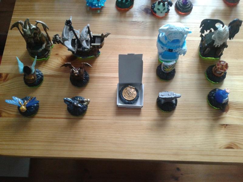 Montrer vos collections skylanders 2015-016