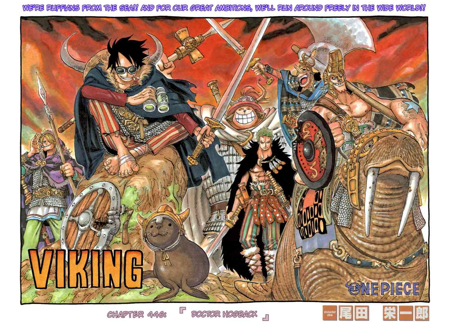 Anime / One Piece 1011