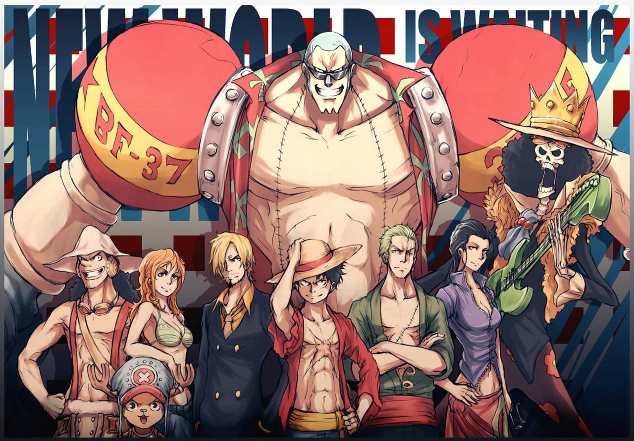 Anime / One Piece 1211
