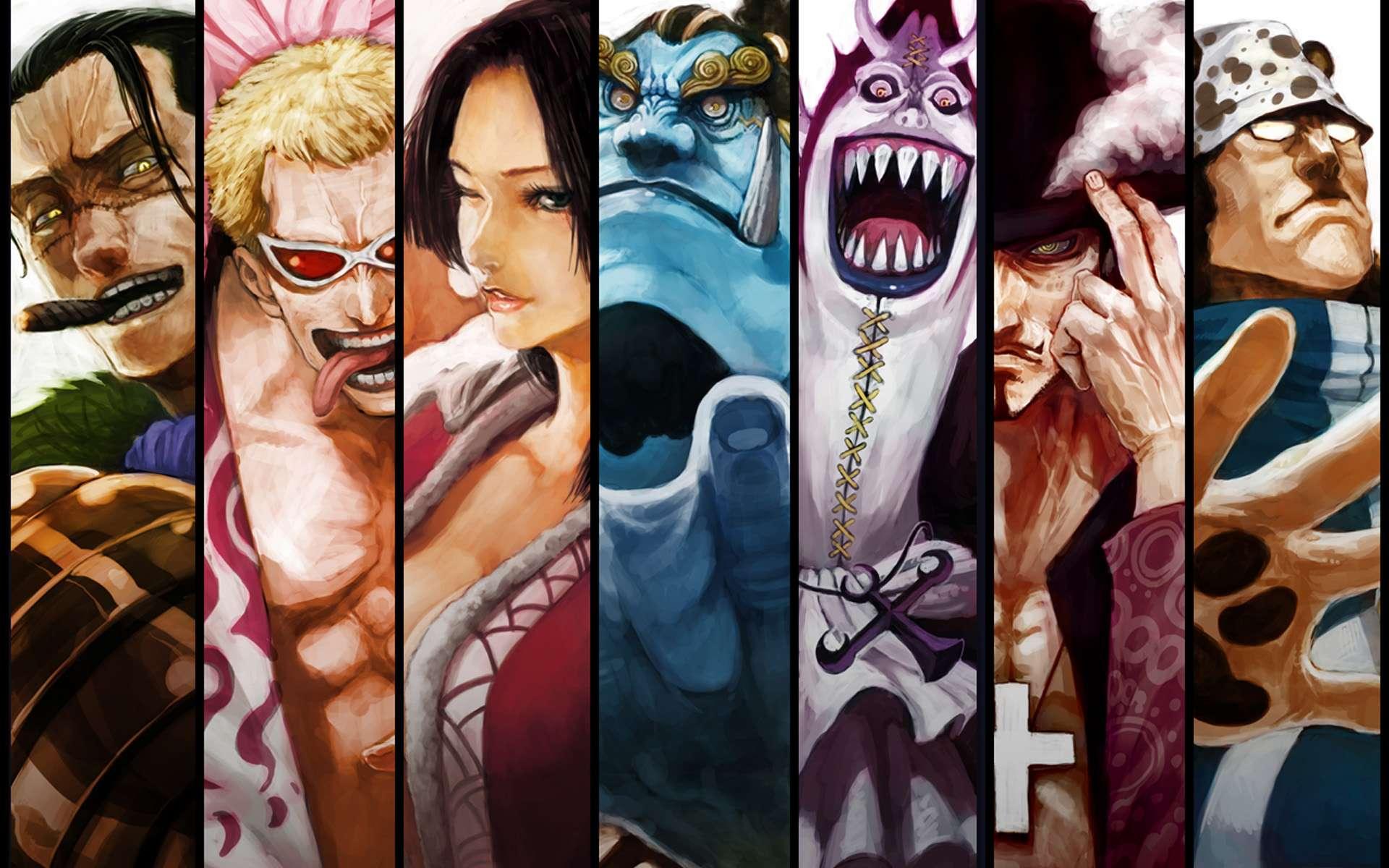 Anime / One Piece 1711