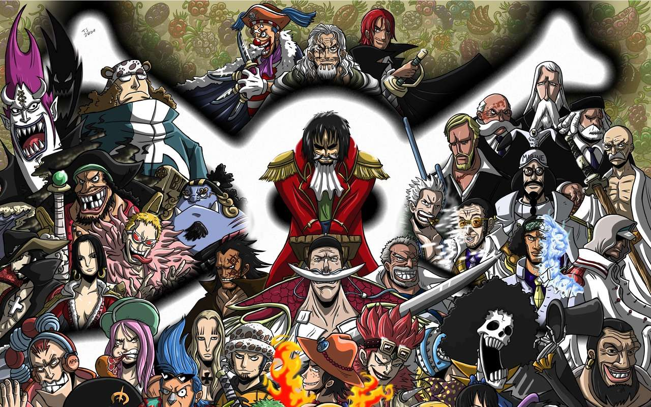 Anime / One Piece 218