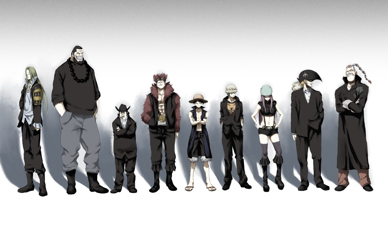 Anime / One Piece 417