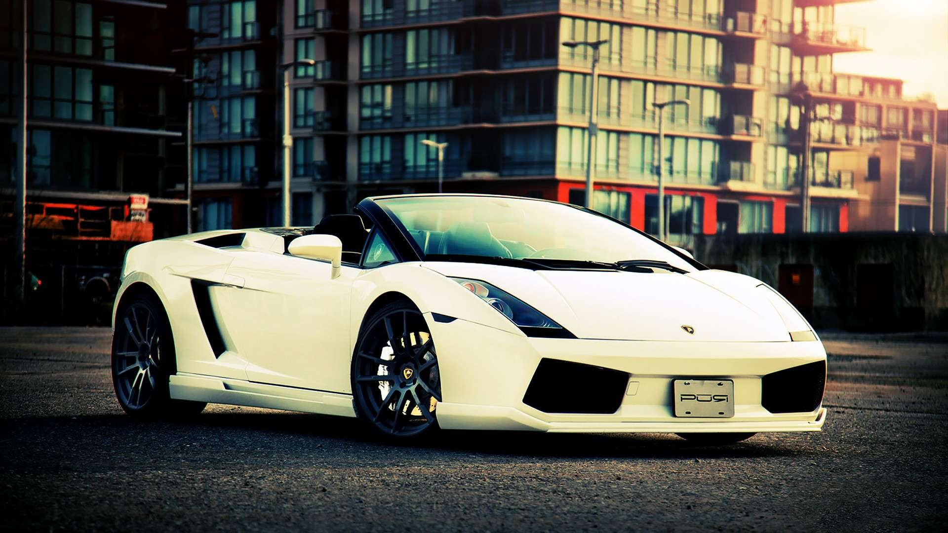 Vehicles - Lamborghini  866710