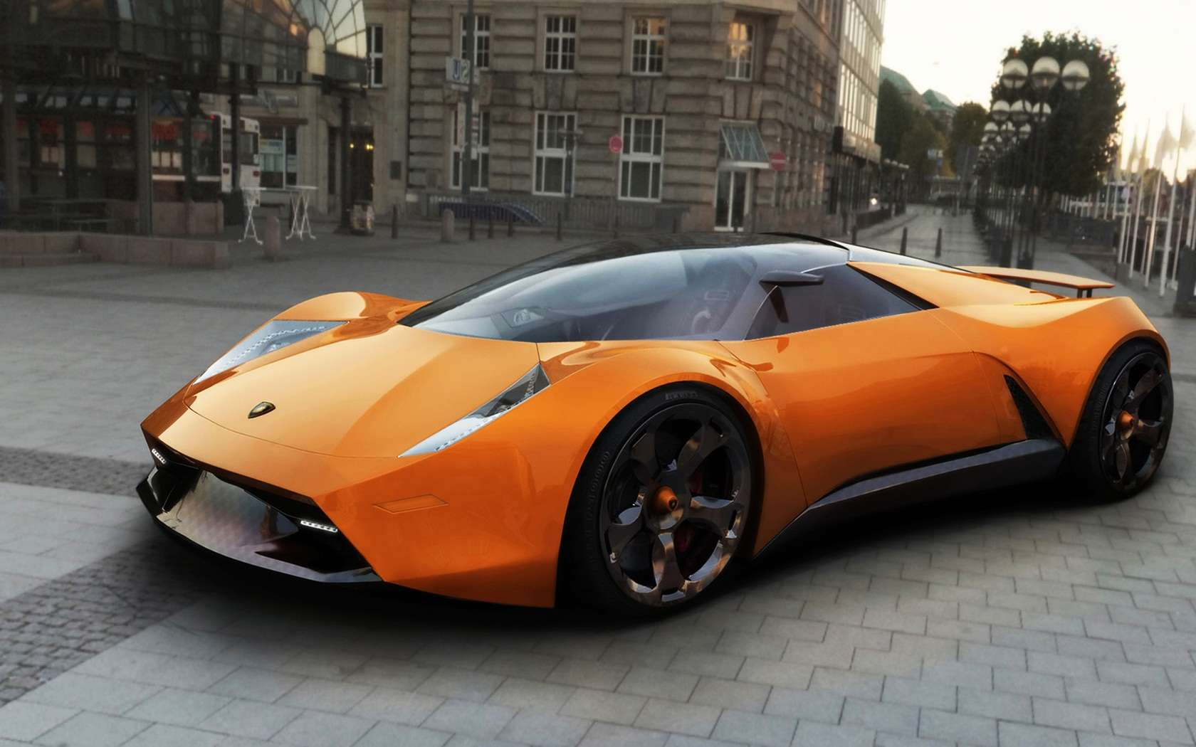 Vehicles - Lamborghini  902010