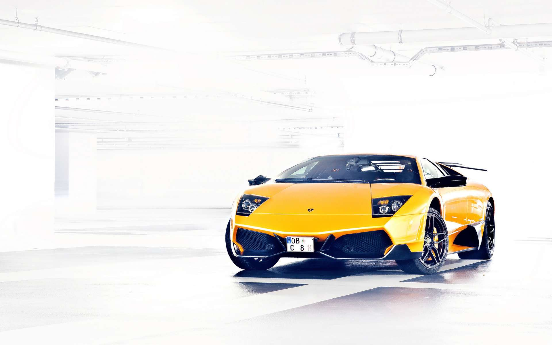 Vehicles - Lamborghini  932010