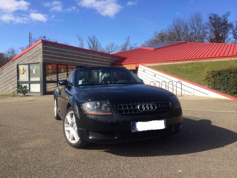 Audi TT mk1 1.8T 180 Tiptronic 18912110