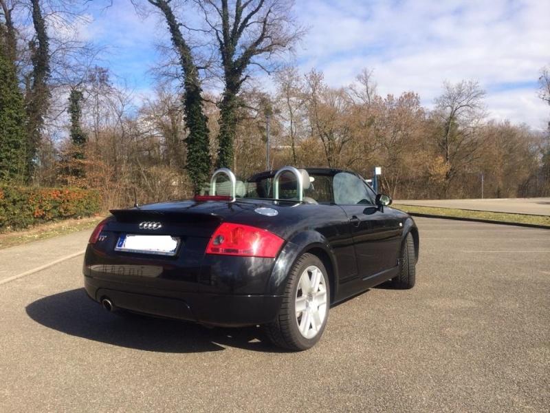 Audi TT mk1 1.8T 180 Tiptronic 40065610