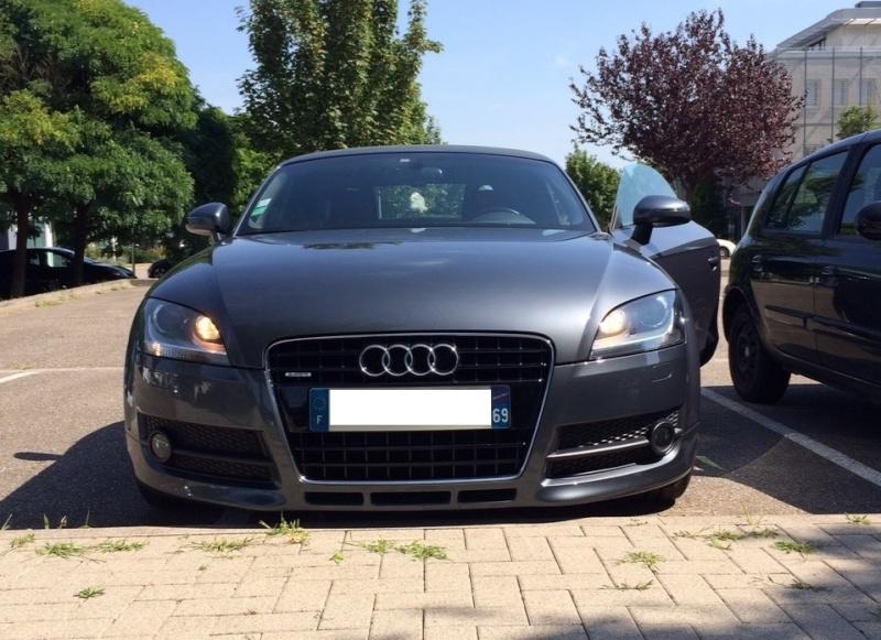 Audi TT mk2 3.2 v6 Stronic Drl110