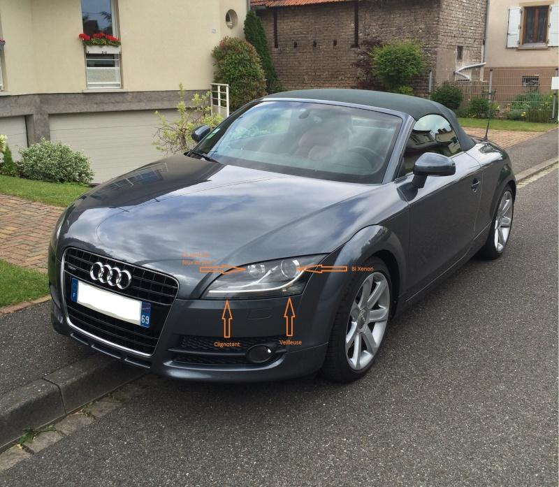 Audi TT mk2 3.2 v6 Stronic Sans_t11
