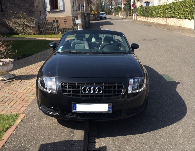 Audi TT mk1 1.8T 180 Tiptronic Tt110