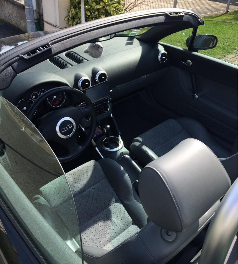 Audi TT mk1 1.8T 180 Tiptronic Tt311