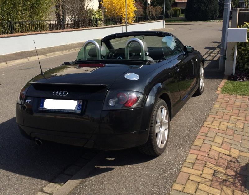 Audi TT mk1 1.8T 180 Tiptronic Tt410