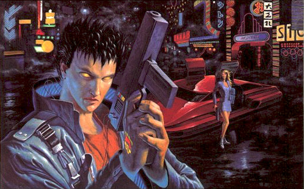 Cyberpunk2020 The A Team