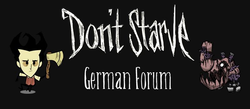 Don't Starve German Forum