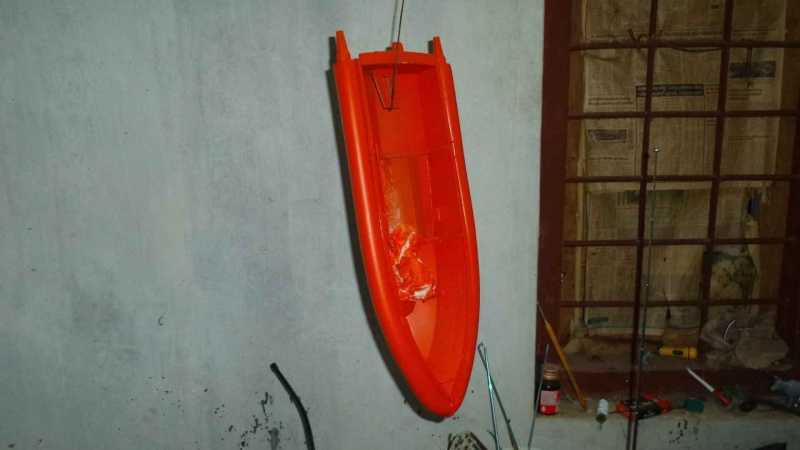 its my RESCUE DINGHIE...  1810