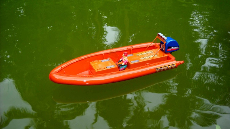its my RESCUE DINGHIE...  2512