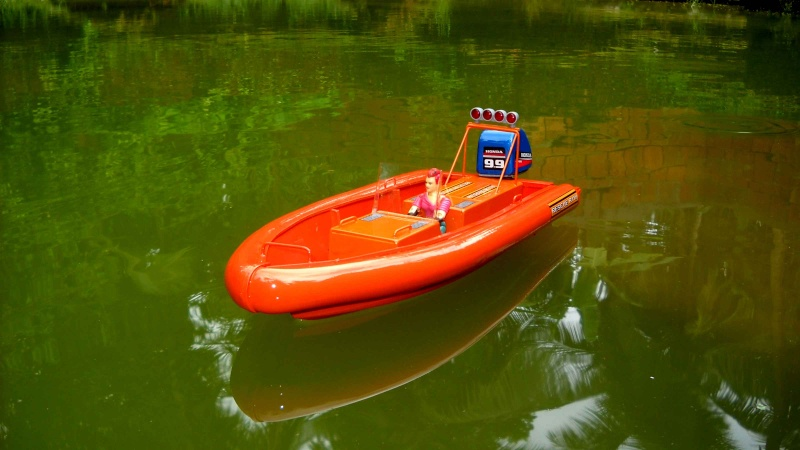 its my RESCUE DINGHIE...  2610