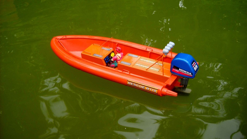 its my RESCUE DINGHIE...  2710