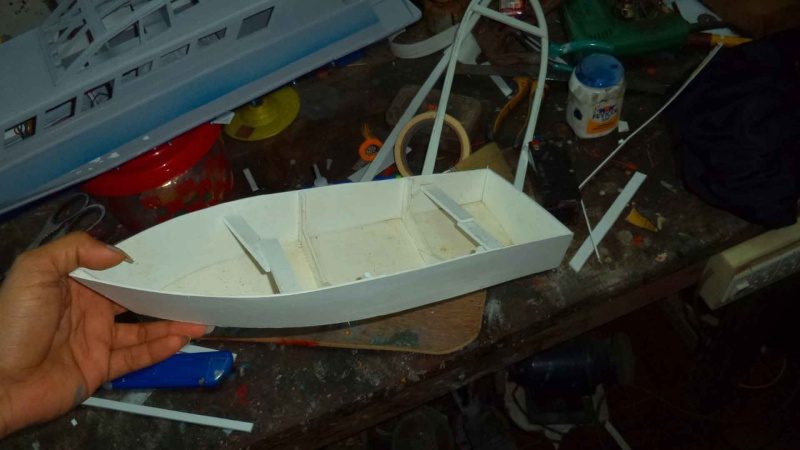 its my RESCUE DINGHIE...  310