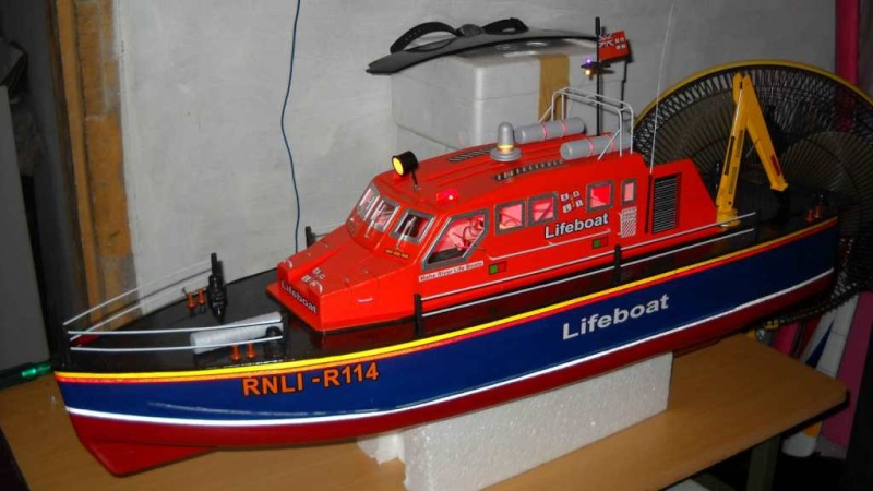 its my LIFE BOAT..  3910