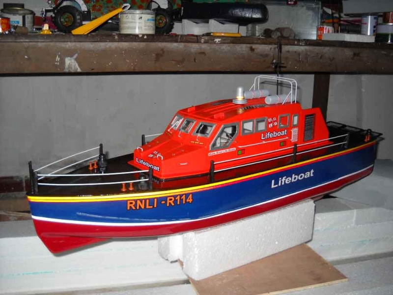 its my LIFE BOAT..  4210
