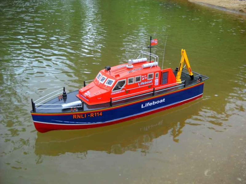its my LIFE BOAT..  4610