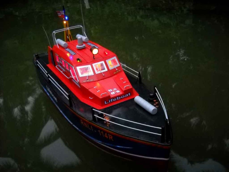 its my LIFE BOAT..  5010