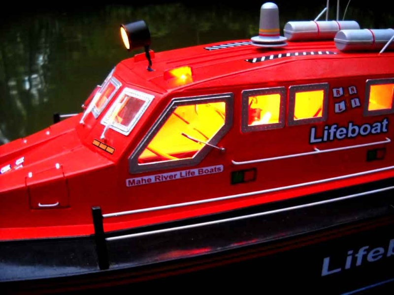 its my LIFE BOAT..  5110