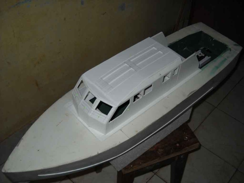its my LIFE BOAT..  811